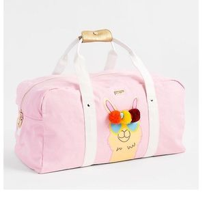Llama duffel bag 🦙